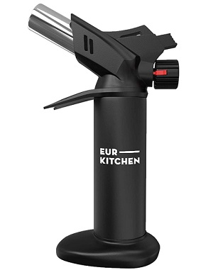 EurKitchen Torch: Recommended for Safety