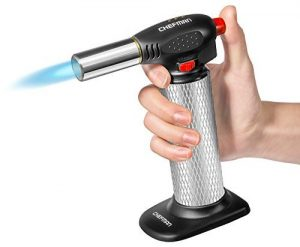 How to Use a Creme Brulee Torch
